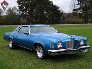 1974 Pontiac Grand Prix For Sale Pontiac Grand Prix 1974 Sold Classicdigest