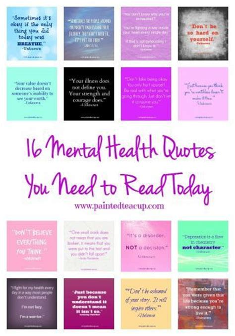 printable health quotes 16 mental health quotes you need to read today illness