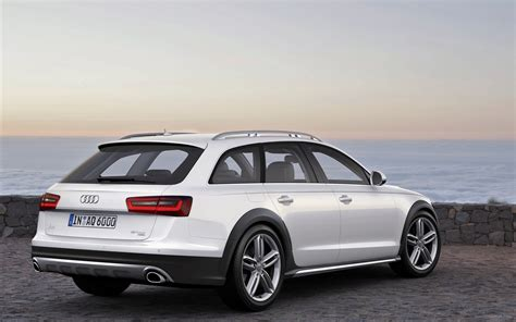 Audi A6 2013 by Audi A6 Allroad 2013 Widescreen Car Photo 35 Of 82