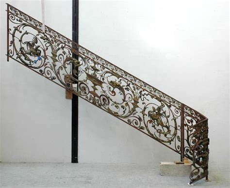 Decoration For A Banister Architecture Int 233 Rieure Escaliers Et Rampes