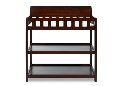 delta changing table espresso delta espresso changing table delta children s changing