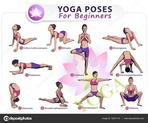 imagenes de yoga para principiantes yoga para principiantes ii archivo im 225 genes vectoriales