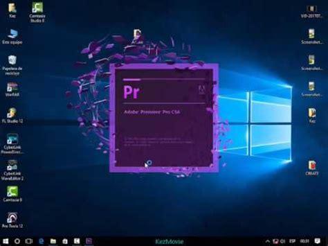 adobe premiere cs6 download crackeado 32 bits descargar e instalar adobe premiere pro cs6 64 y 32 bits