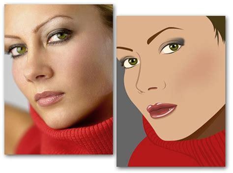 create  fake vector image  photoshop part