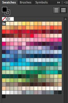 adobe illustrator how to make pattern swatches kona 174 illustrator swatches install tutorial pile o fabric