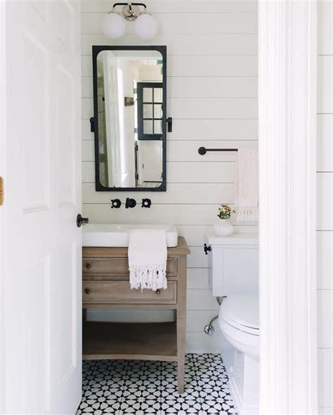 Modern Farmhouse Bathroom by Modern Farmhouse Bathrooms House Of Hargrove