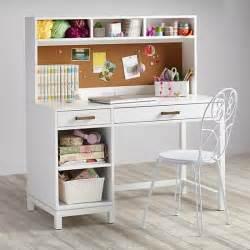 white desk for children cargo desk white the land of nod