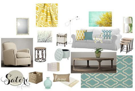 teal and yellow living room living room color palette 3 ways satori design for living