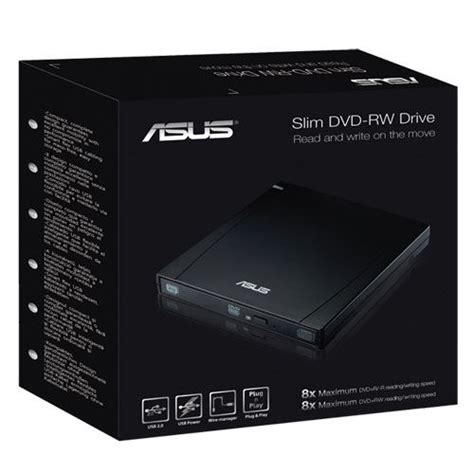 External Slim Dvd Rw Drive Optical Drives Asus 8x Sdrw 08d2s slim ext dvd rw drive optical drives storage asus global