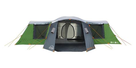 3 Room Family Dome Tent by Takahe 10 Family Dome Tent Kiwi Cing Nz