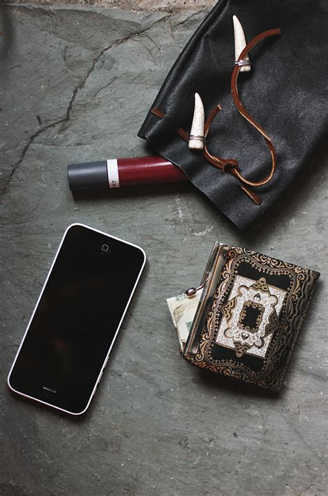 Diy Leather by Diy Leather Pouch The Merrythought