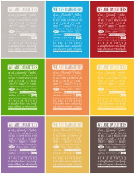 yw value colors lds value colors myideasbedroom
