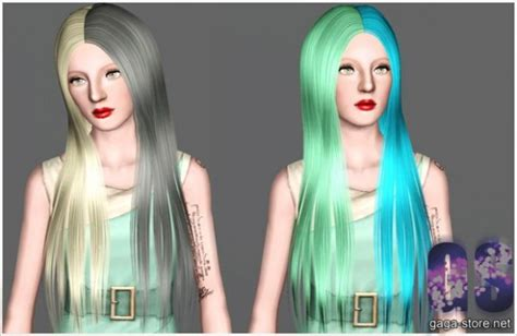 hair color to download for sims 3 the sims resource hair colors sims 3 hairstyle gallery