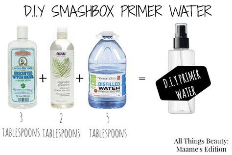 Smashbox Photo Finish Primer Water do it yourself smashbox photo finish primer water all