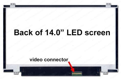 Lcd For Toshiba 141 Wide Glossy jual lcd led 14 0 asus a450lc a450ldv x401a x450v x450vb
