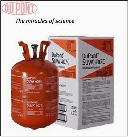 Freon R404a Dupont Usa 1 freon dupont r134a r404a r407c r410a asli usa pt sumber