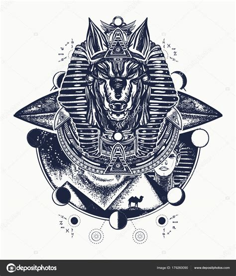 anubis tattoo designs tattoo collections