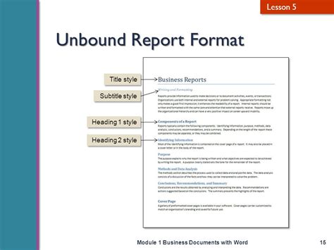 sle title report report sle format 28 images template of report writing