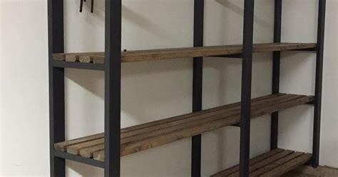 industrial wood shelves  plan httpwwwana whitecom