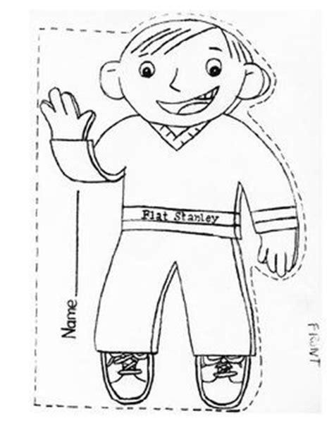 flat stanley lesson plans and flats on pinterest