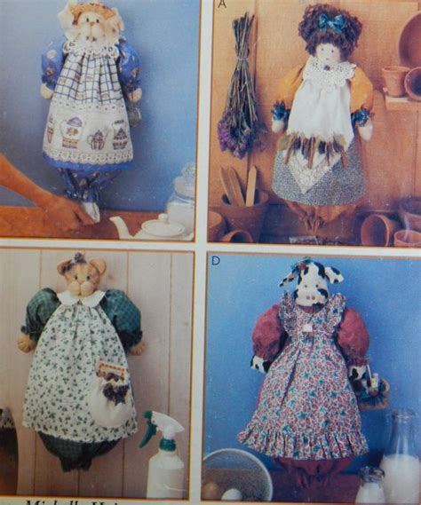 sewing pattern grocery bag 16 plastic bag holder sewing pattern mccall s crafts