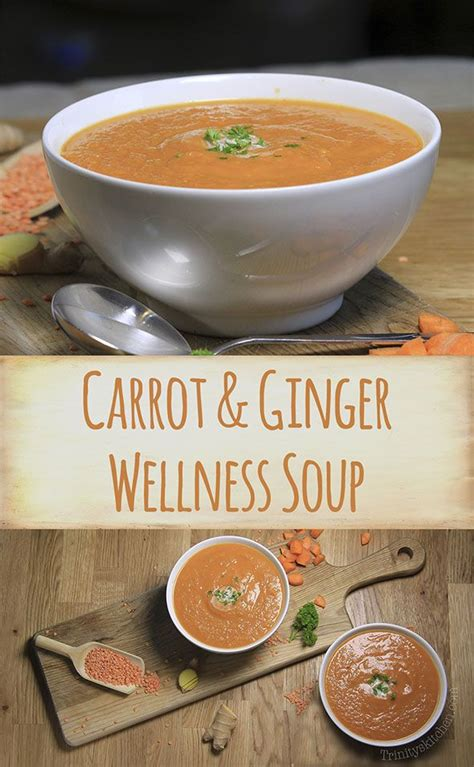 Detox Carrot Soup by Best 25 Soup With Lentils Ideas On Cooked