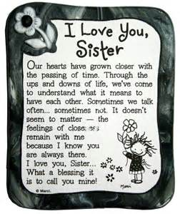 I Love You Sister Quotes by 17 Best Sister Quotes On Pinterest Sister Qoutes Your