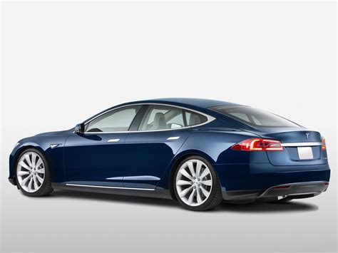 Tesla S Images The New Electric Car Tesla Model S Auto