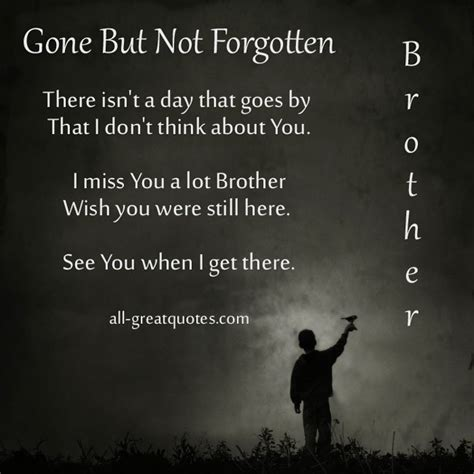short memorial quotes  brother  sayings images