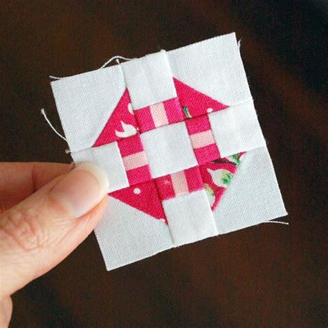 Churn Dash Quilt Block Pattern by Churn Dash Mini Quilt Block By Hopetn Craftsy
