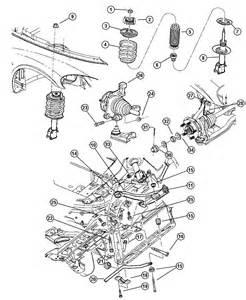 Chrysler Pt Cruiser Parts Chrysler Pt Cruiser Suspension Front