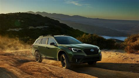 2020 subaru outback turbo the 2020 subaru outback is the best one yet outside