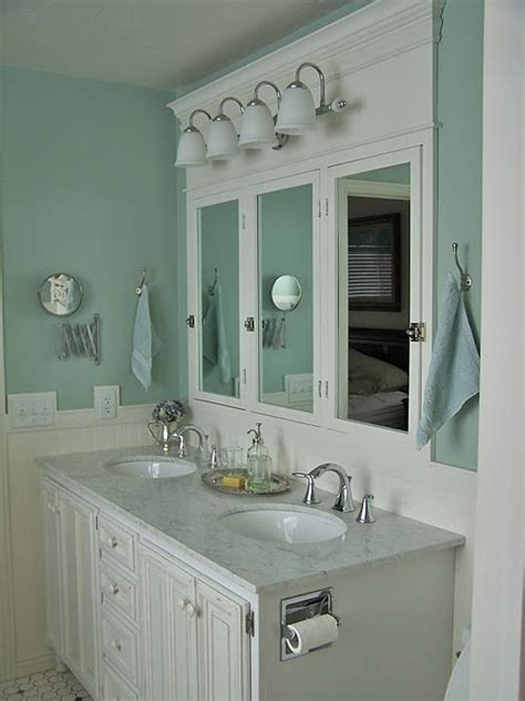 master bathroom mirror ideas remodelaholic complete diy master bathroom remodel