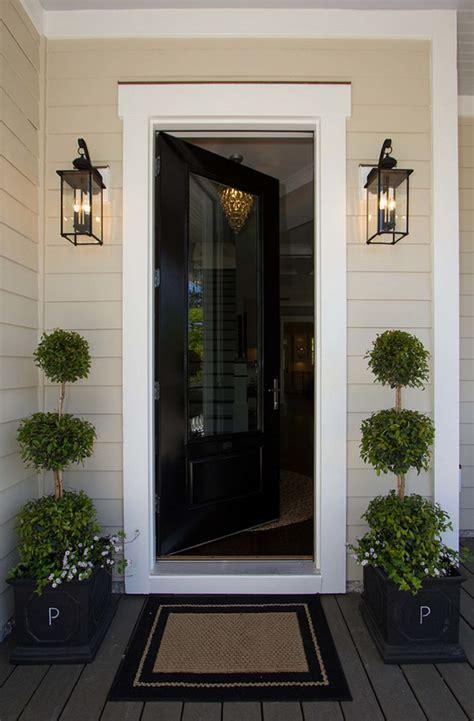 How To Make Your Front Door Look Bigger
