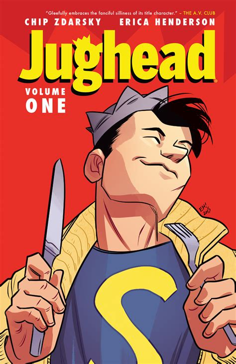 riverdale vol 1 preview jughead volume 1 comic vine