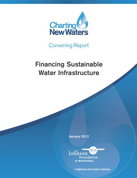 report covers templates johnson fdn waterinfrastructure cover png 1700 215 2200