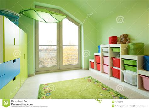 green painted walls room with green painted walls stock photo image 47432273