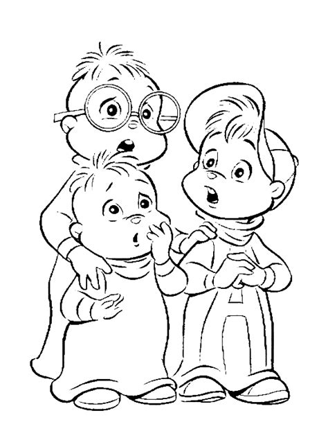 chipmunk coloring pages to print coloring pages