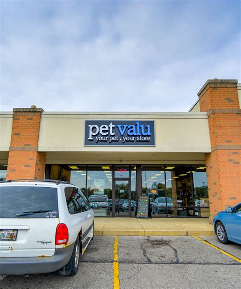 pet valu midwest store 49 mansfield ohio on behance