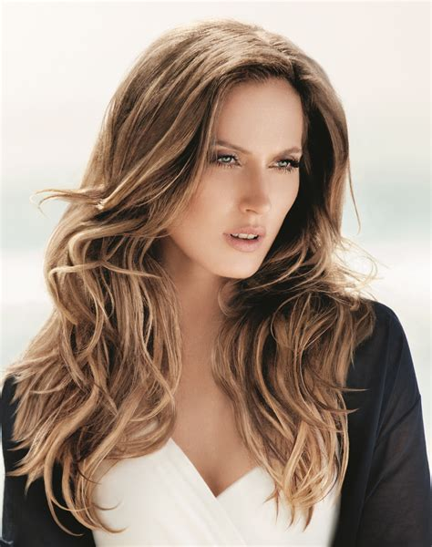 Balayage Hairstyle by Balayage 7 Hairstyles That Are Easiest To Transition