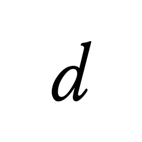 d d d latin small letter d musica regular graphemica