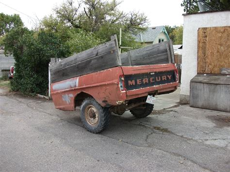 truck bed trailer file mercury truck bed trailer 3985147731 jpg