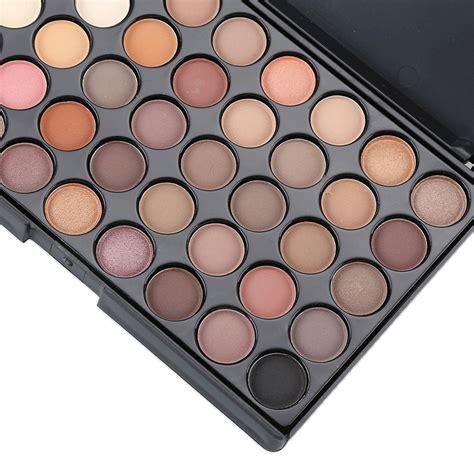 eye shadow mukka 801 eyeshadow pallete blush on kosmetik cosmetic eyeshadow palette makeup eye shadow shimmer set 40