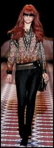 Best Trends For This Fallwinter Right From Runaway Gucci by Folk Boho Clothes Trends Autumn 2008 Winter 2009