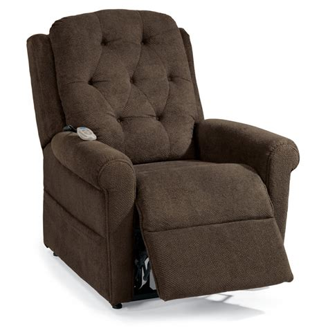 discount recliner flexsteel 1900 55 dora fabric lift recliner discount