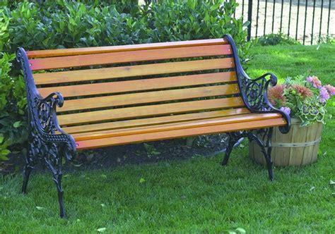 panchina per giardino panchine in legno mobili giardino panche in legno per