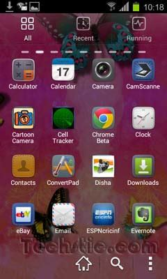 Launcher App Drawer by 3 Best Free Android Launchers For Sandwich