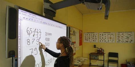 interaktive tafel smartboard im unterricht smartboard im unterricht