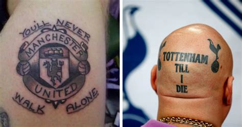 tattoo decision quiz 19 amazingly bad football tattoos that just shouldn t