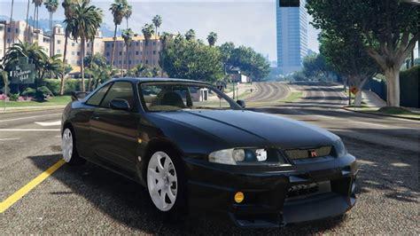 Car Modification Gta V by Gta V Nissan Skyline R33 Gtr Mods Modification